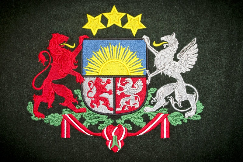 Latvijas Ģerbonis